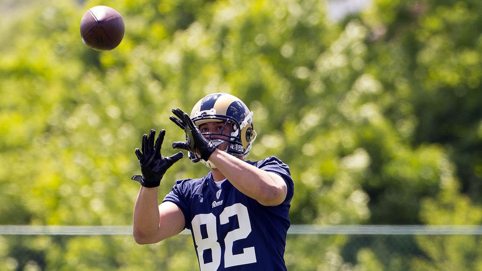 San Diego Chargers Make Tight End Alex Bayer Ninth Member