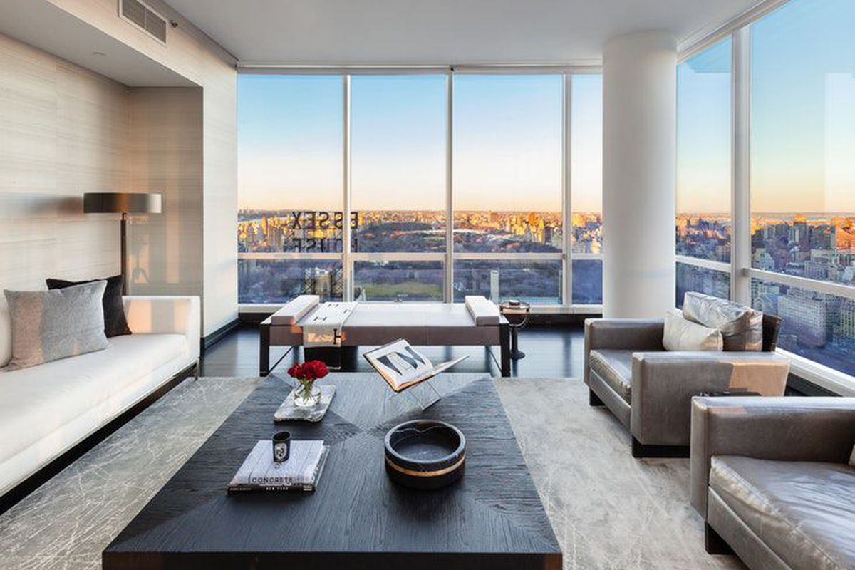 One57 condo on the 51st floor returns just 2 years after for Condos for sale in new york