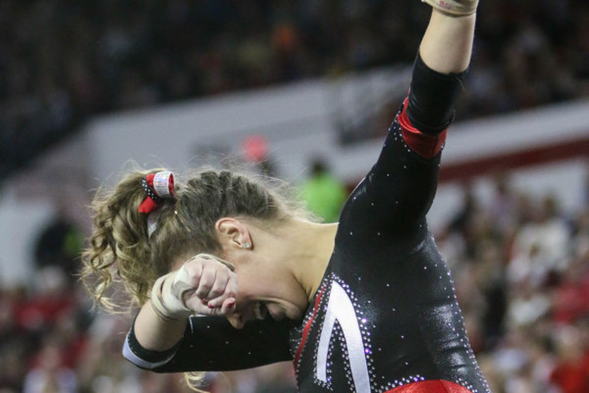 You get selected as an All American, you dab. It's a rule, really.