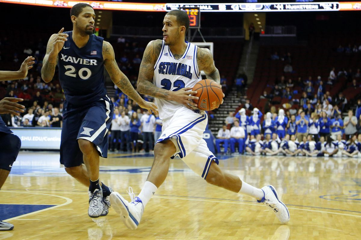 Seton Hall senior Brian Oliver (20 pts, 5-10 3pt) had one of his most complete games as a Pirate.