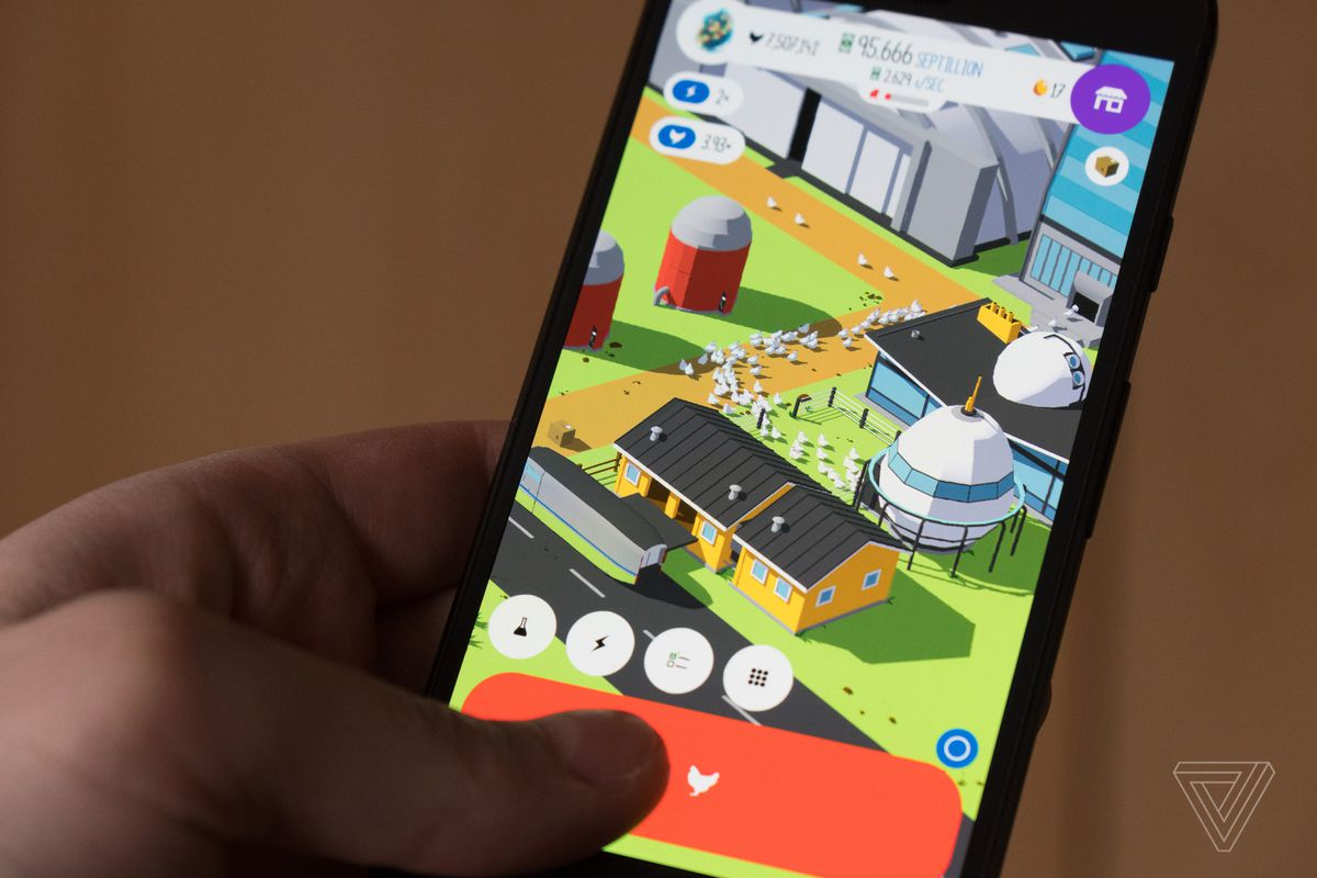 This egg-farming game is my new addiction - The Verge