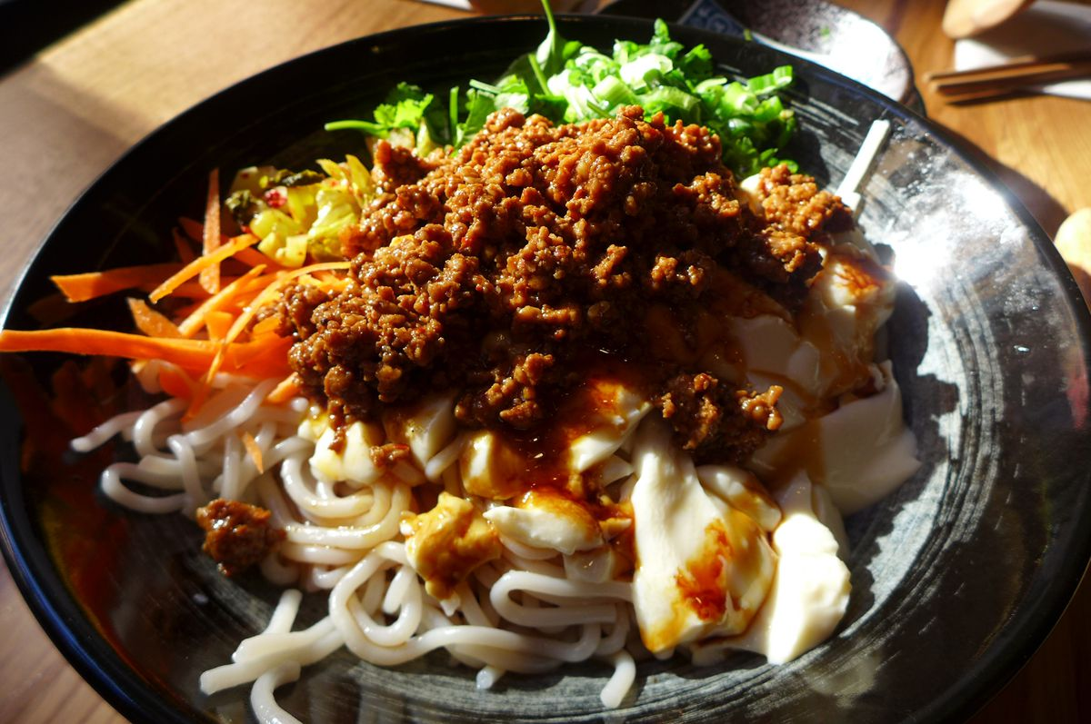 South of Clouds Serves a Wonderful Version of Mixian Noodles - Eater NY