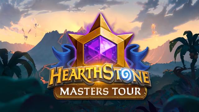Hearthstone Masters Tour logo
