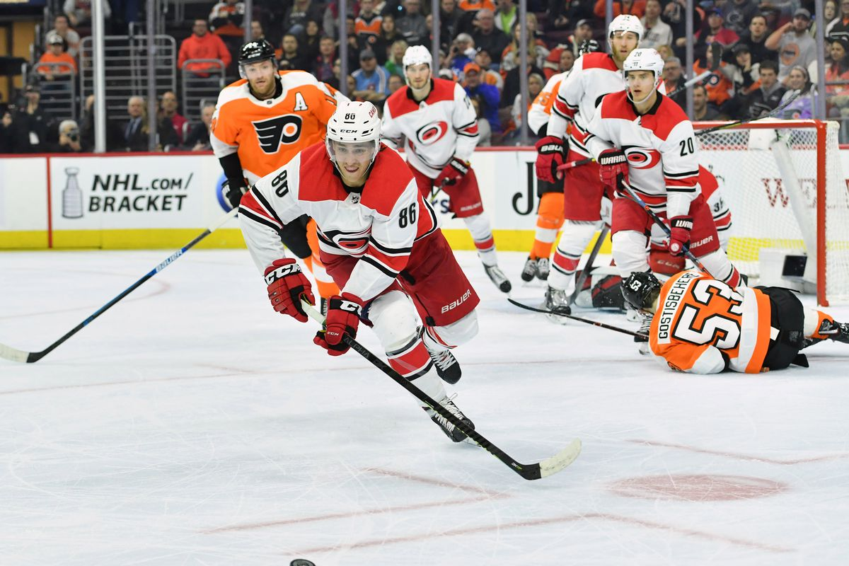Carolina Hurricanes vs. Philadelphia Flyers: Game Lineups, Time, How to Watch, Discussion