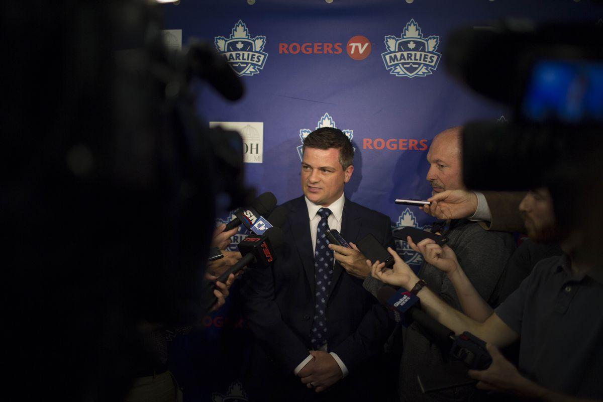 Sheldon Keefe Named Head Coach of Toronto Marlies