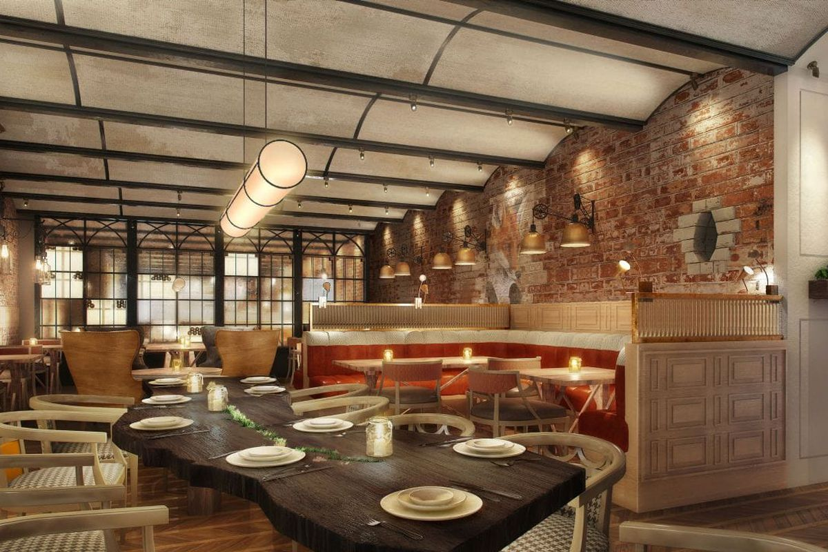 Great Scotland Yard Hotel's restaurants by Robin Gill and Alex Harper of The Dairy Clapham