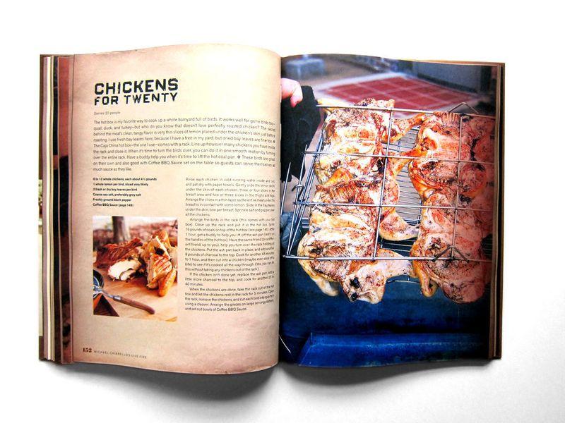 First look michael chiarellos new cookbook live fire eater michael chiarello book forumfinder Gallery