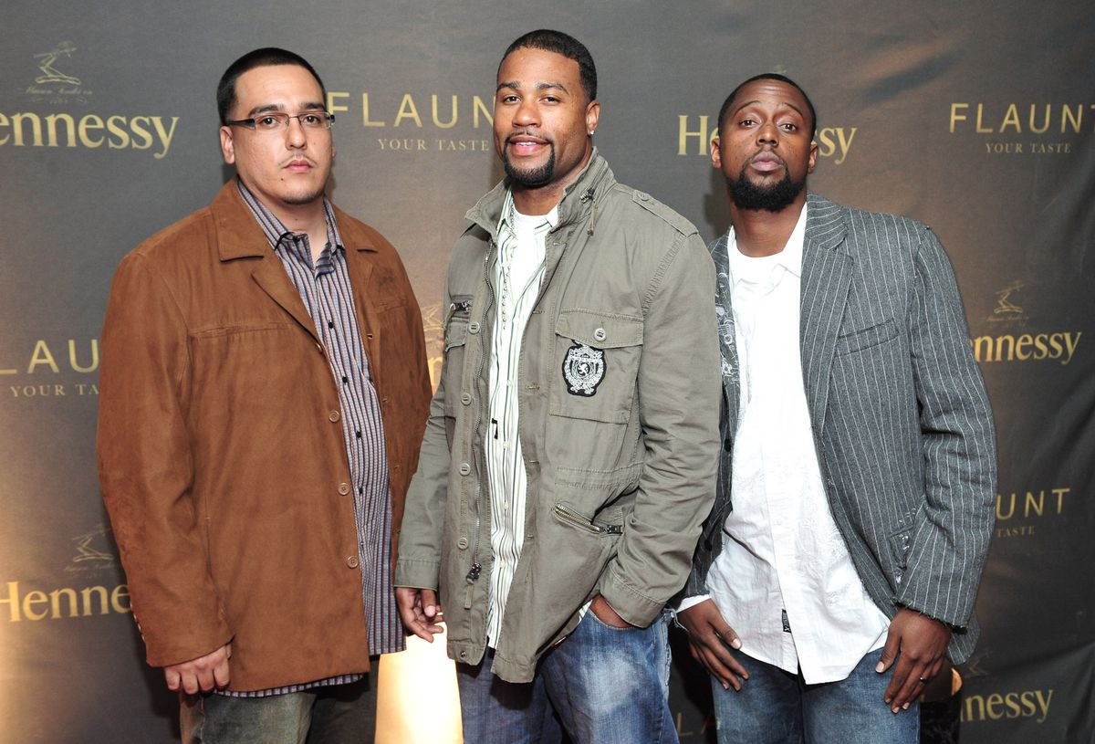 House Of Hennessy Party