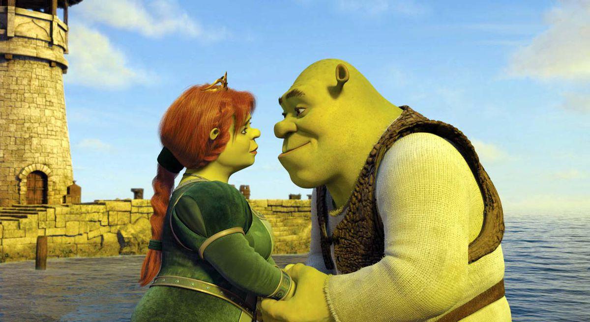 Shrek Fiona