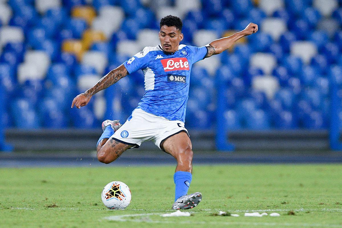SSC Napoli v Sassuolo - Serie A