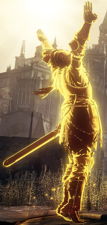 Dark souls 3 review polygon for Dark souls 3 architecture