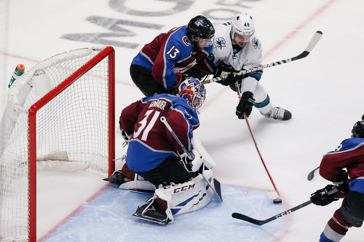 Colorado Avalanche Game Day It S A Big One Mile High Hockey