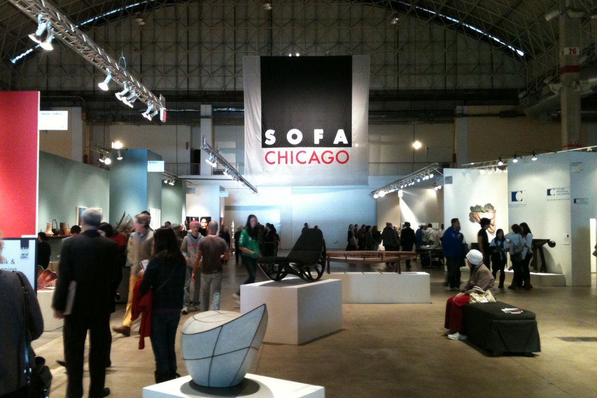 live blogging trends and fashion at sofa chicago - racked chicago