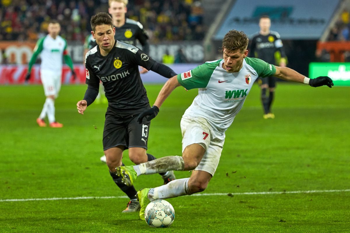 Fc Augsburg Borussia Dortmund