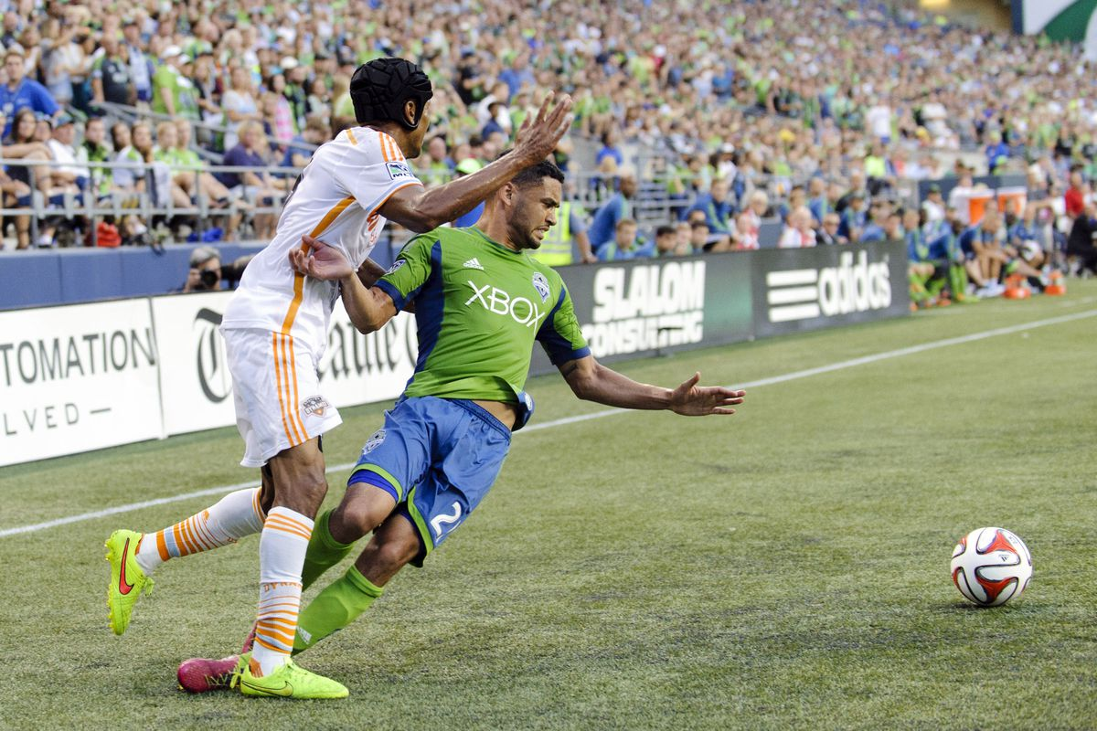 Sounders might be seeing more of this in 2015