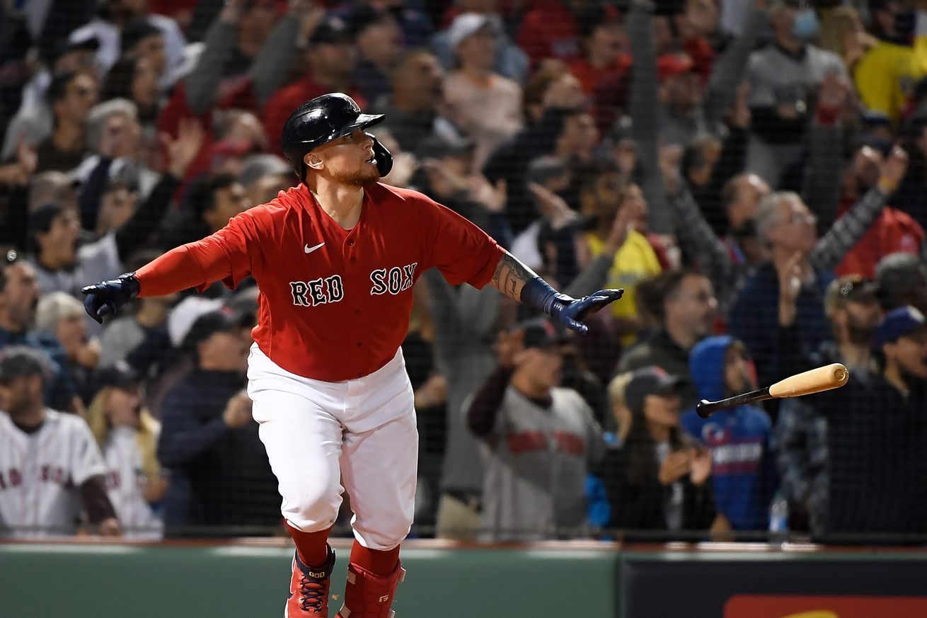 MLB: ALDS-Tampa Bay Rays at Boston Red Sox