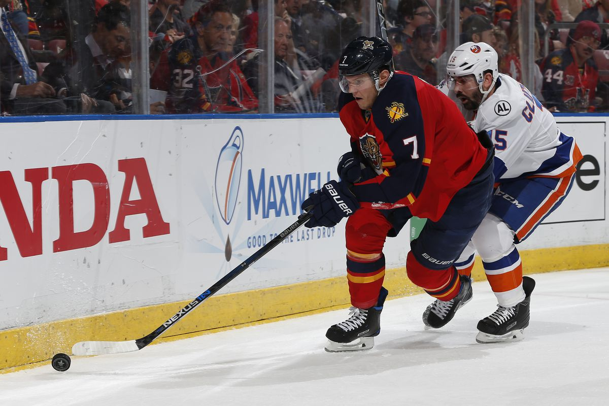 New York Islanders v Florida Panthers - Game Two