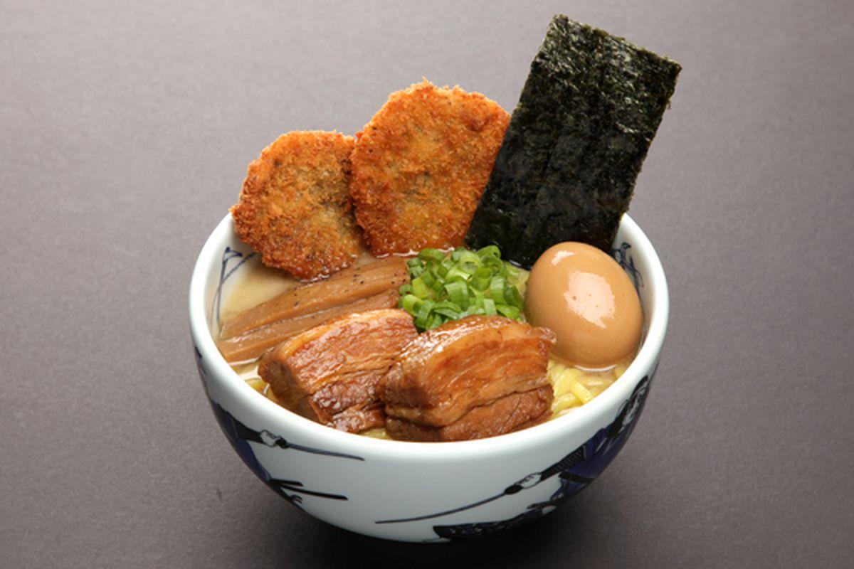Ramen from Menya Musashi
