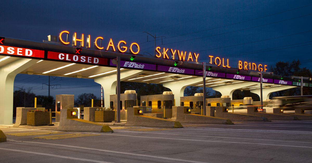 Chicago Skyway restored to former midcentury glory - Curbed