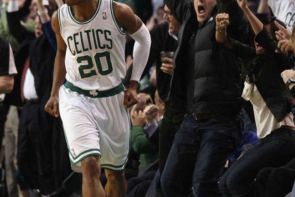 That guy is pumped.