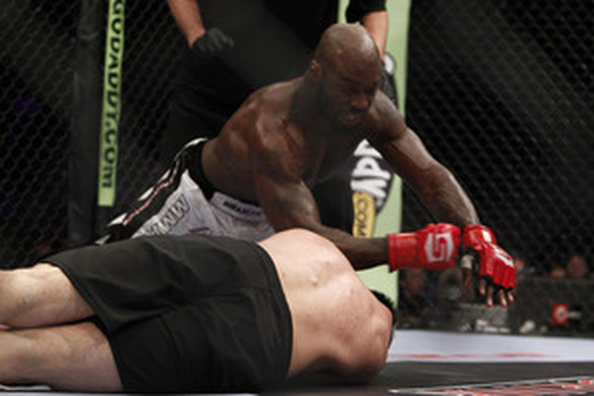 Photo: Esther Lin / MMAFighting.com