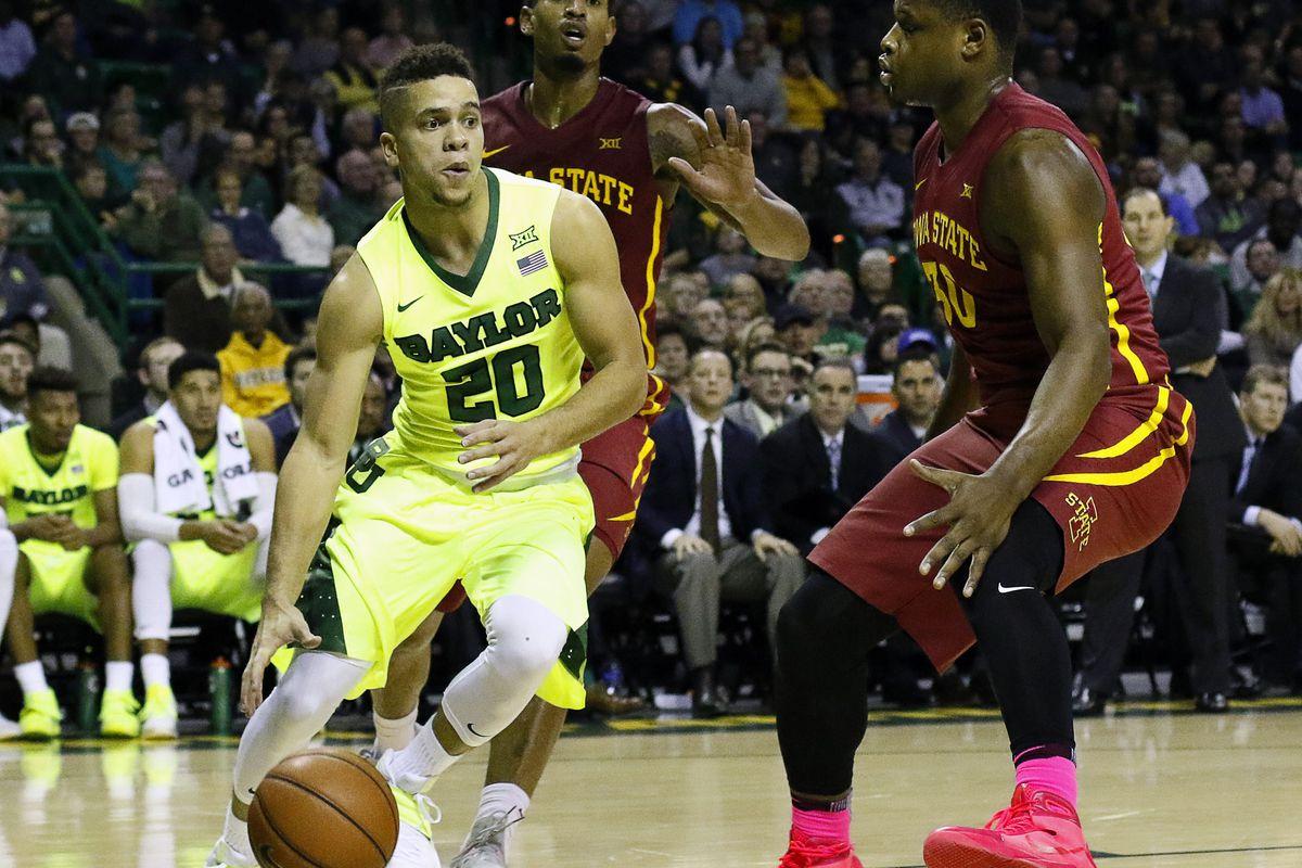 NCAA Basketball: Iowa State at Baylor