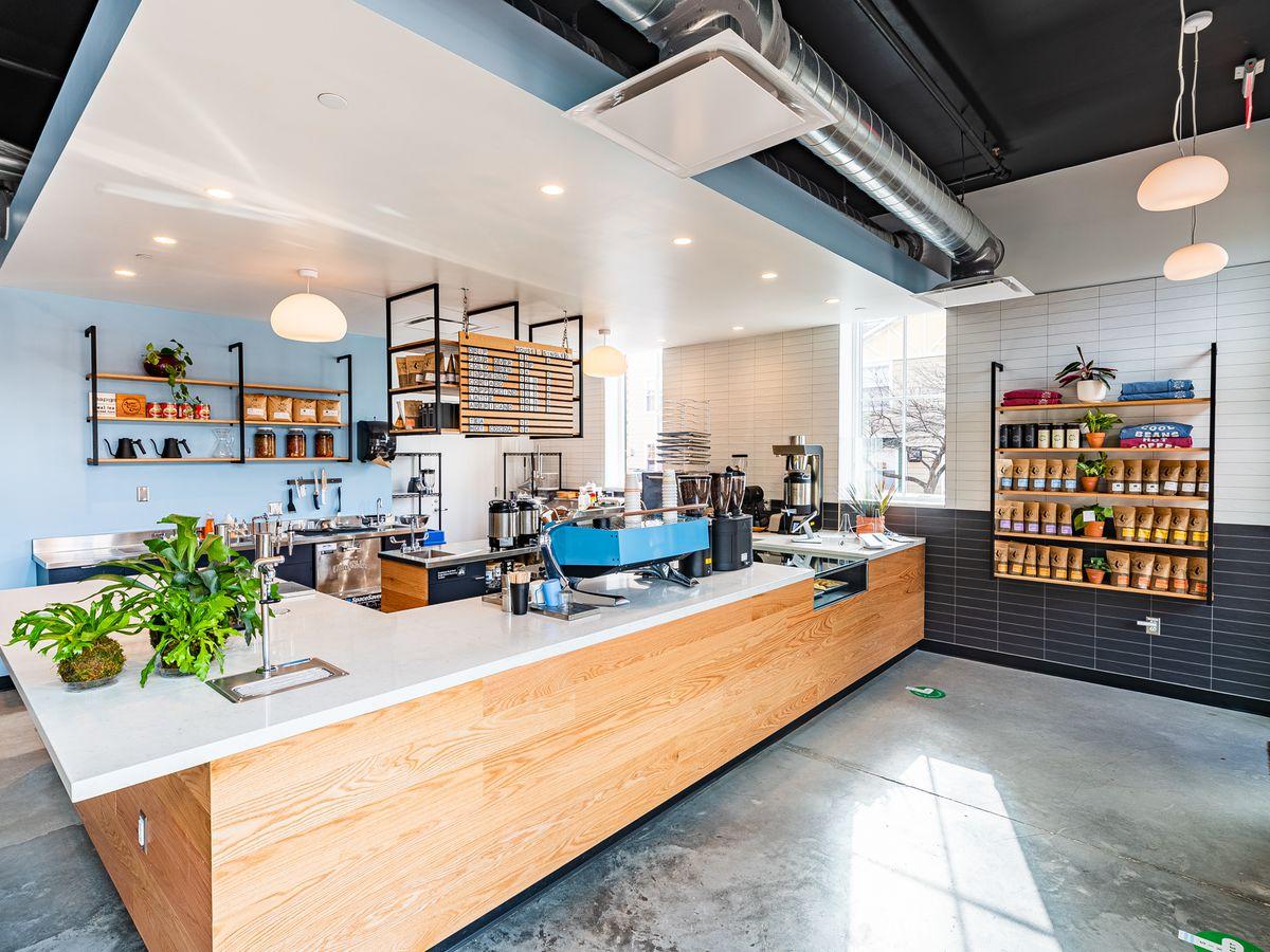 Lost Sock's new cafe in Takoma serves fruity, single-origin coffee, cheesy pan de yuca, and Argentine-style empanadas.