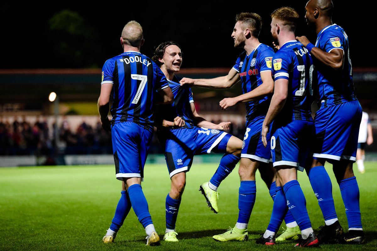 Rochdale v Bolton Wanderers - Carabao Cup First Round
