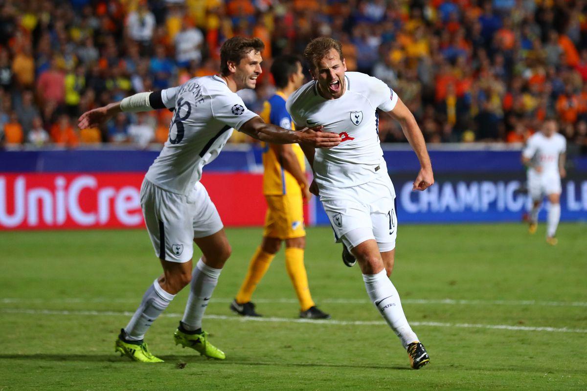 Apoel Nicosia v Tottenham Hotspur - UEFA Champions League