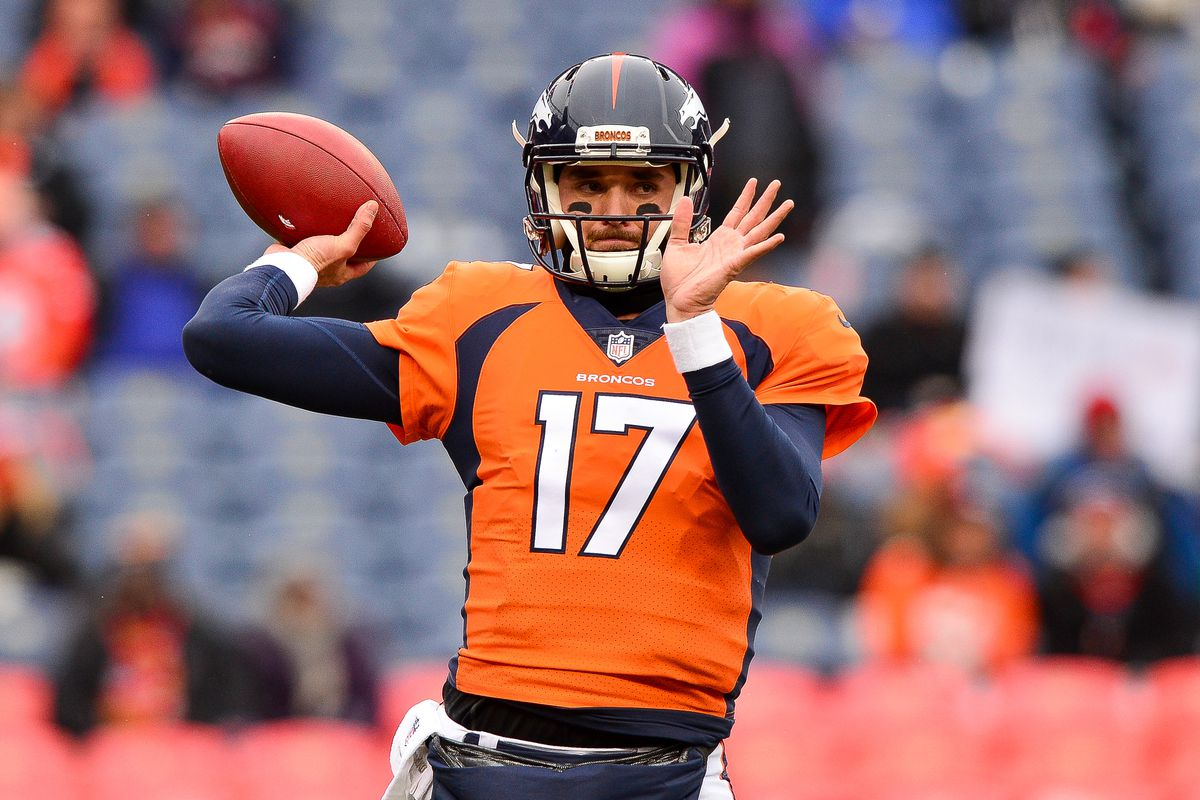 Brock Osweiler Reportedly Signs Contract with Dolphins After 1 Year with Broncos