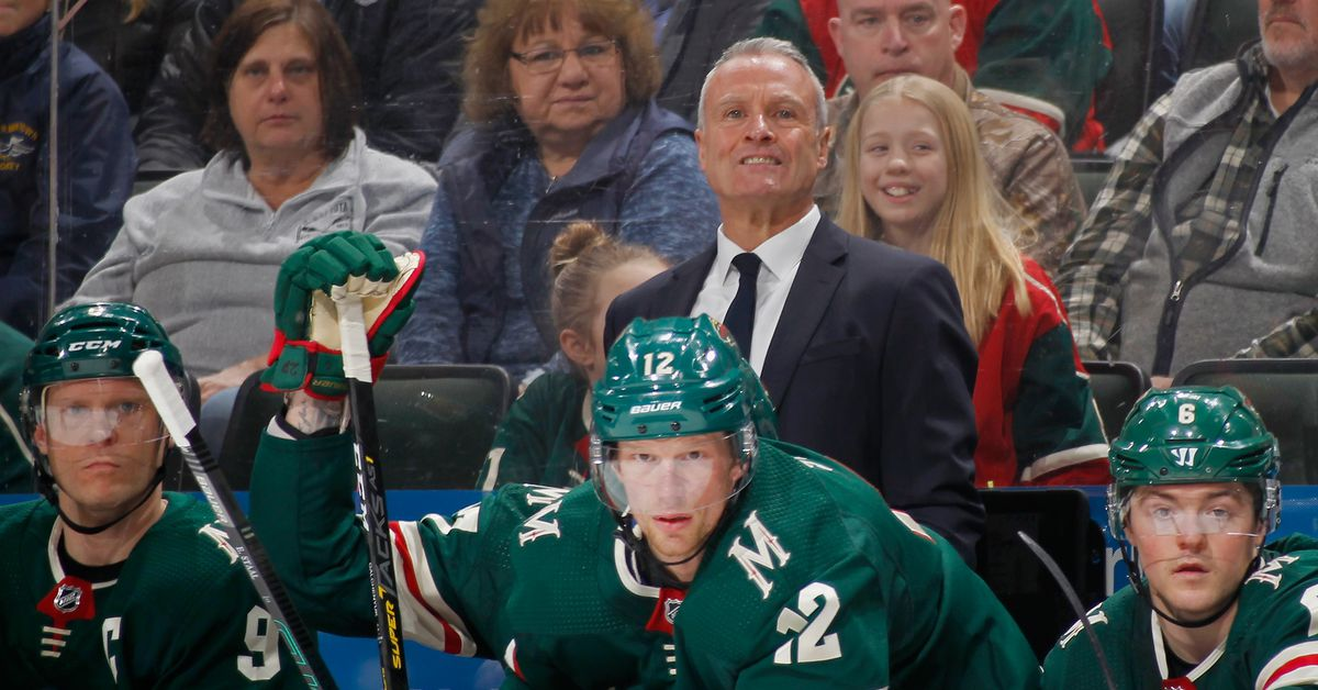Recap: Wild shut out in embarrassing loss to Sharks