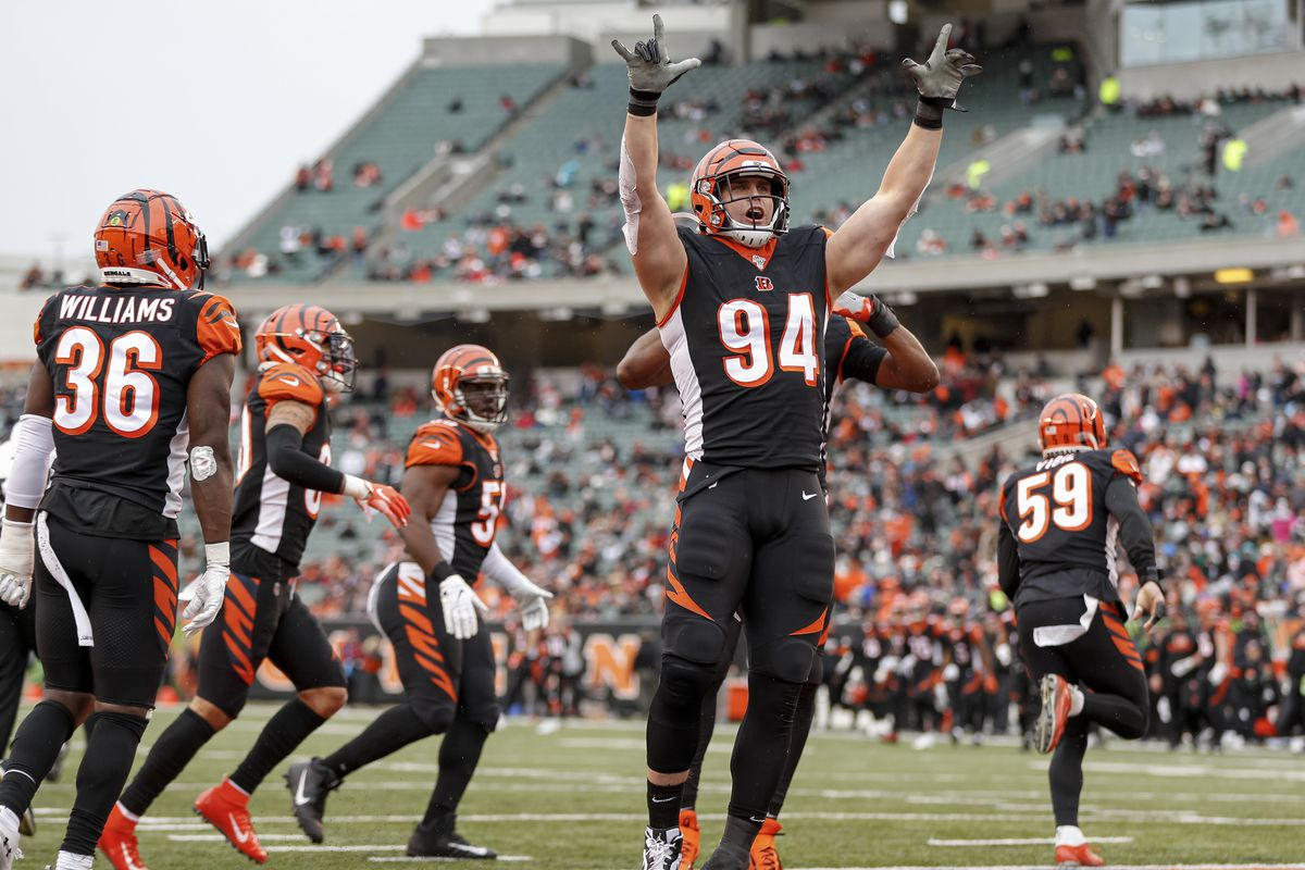 2020 Nfl Draft Order Bengals Actually Win Open Door For