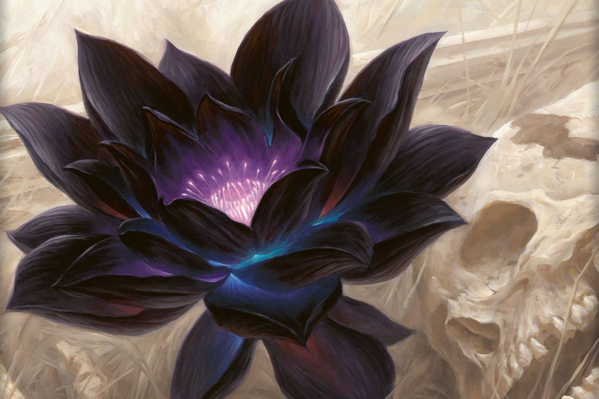 Magic: The Gathering's Black Lotus sells for $166,100 at