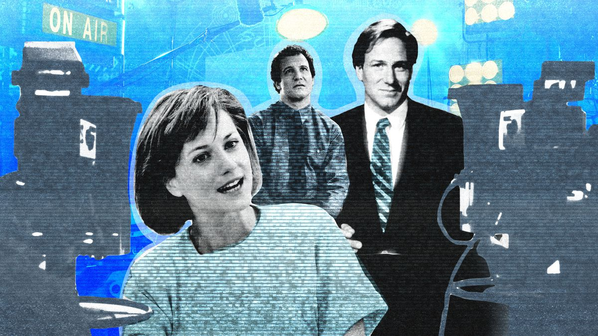 How \'Broadcast News\' Predicted Journalism As We Know It - The Ringer