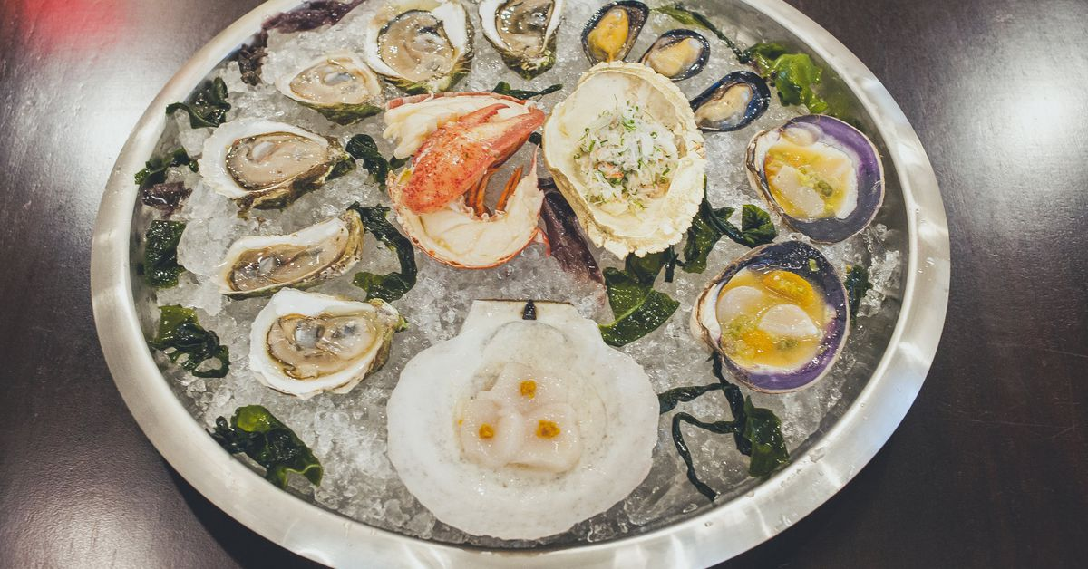 Aether Fishtown S New Seafood Restaurant Has An Opening