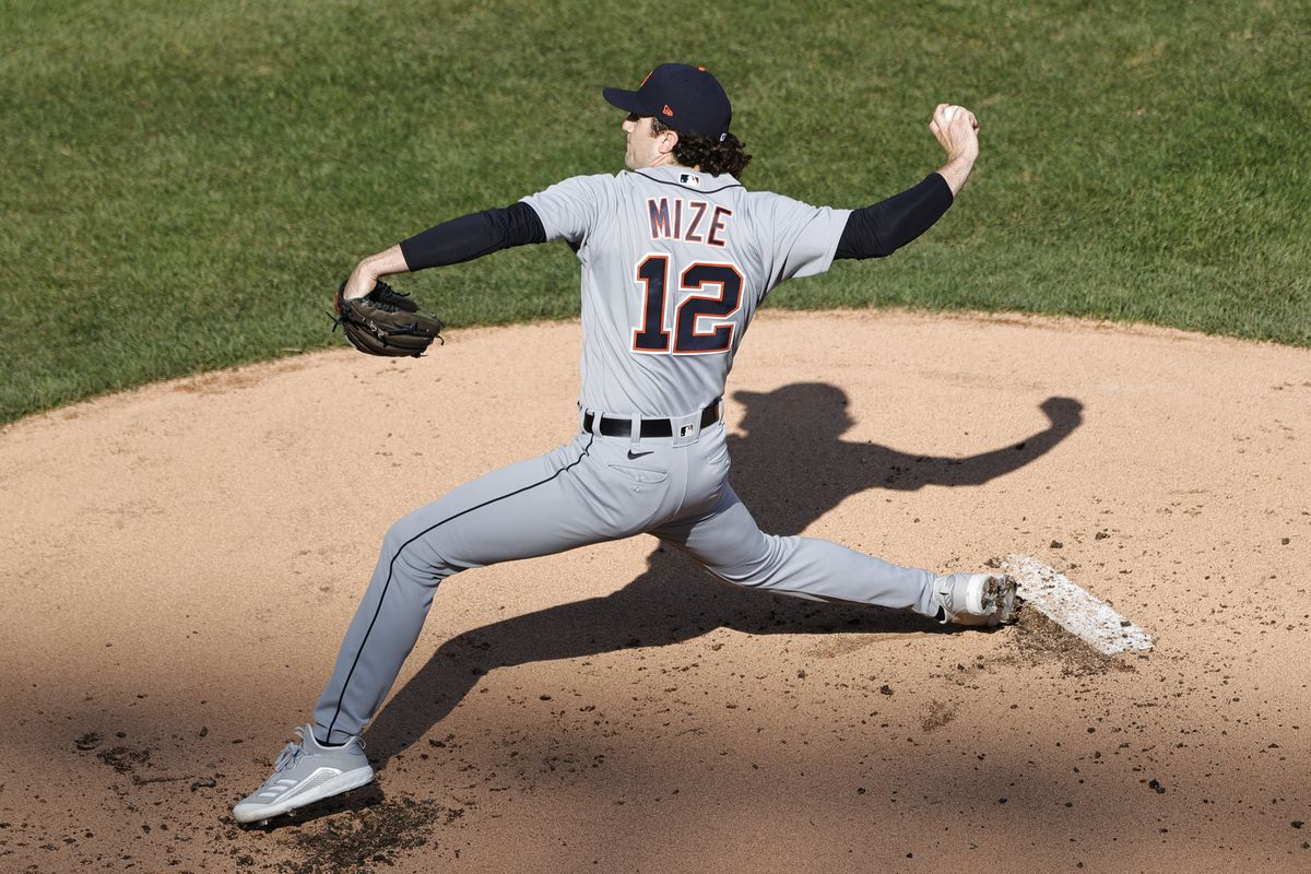 MLB: Game One-Detroit Tigers at Chicago White Sox