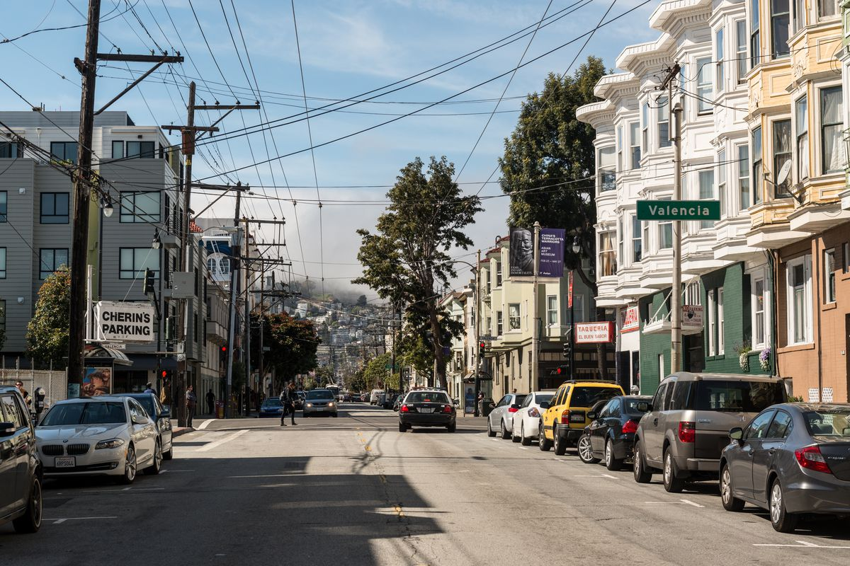 Valencia Street and the Mission proved too much for some in 2016.