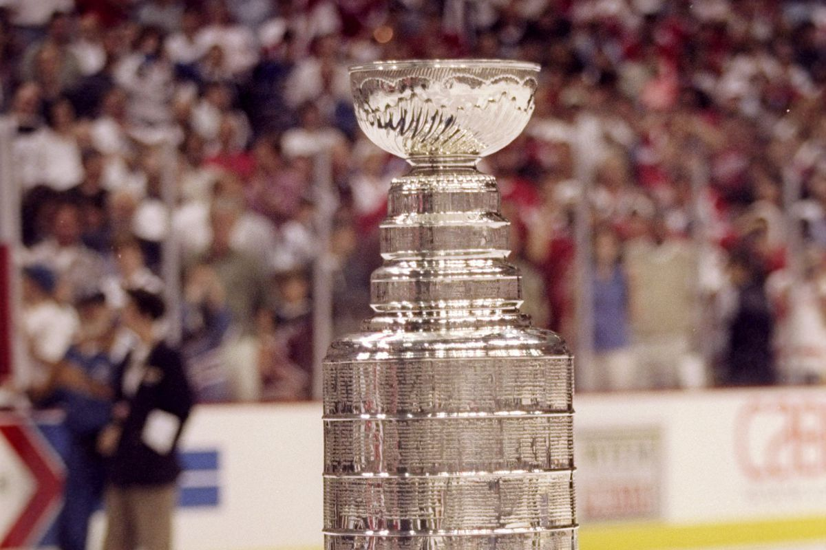 Engravers are only human, after all.. the Stanley Cup