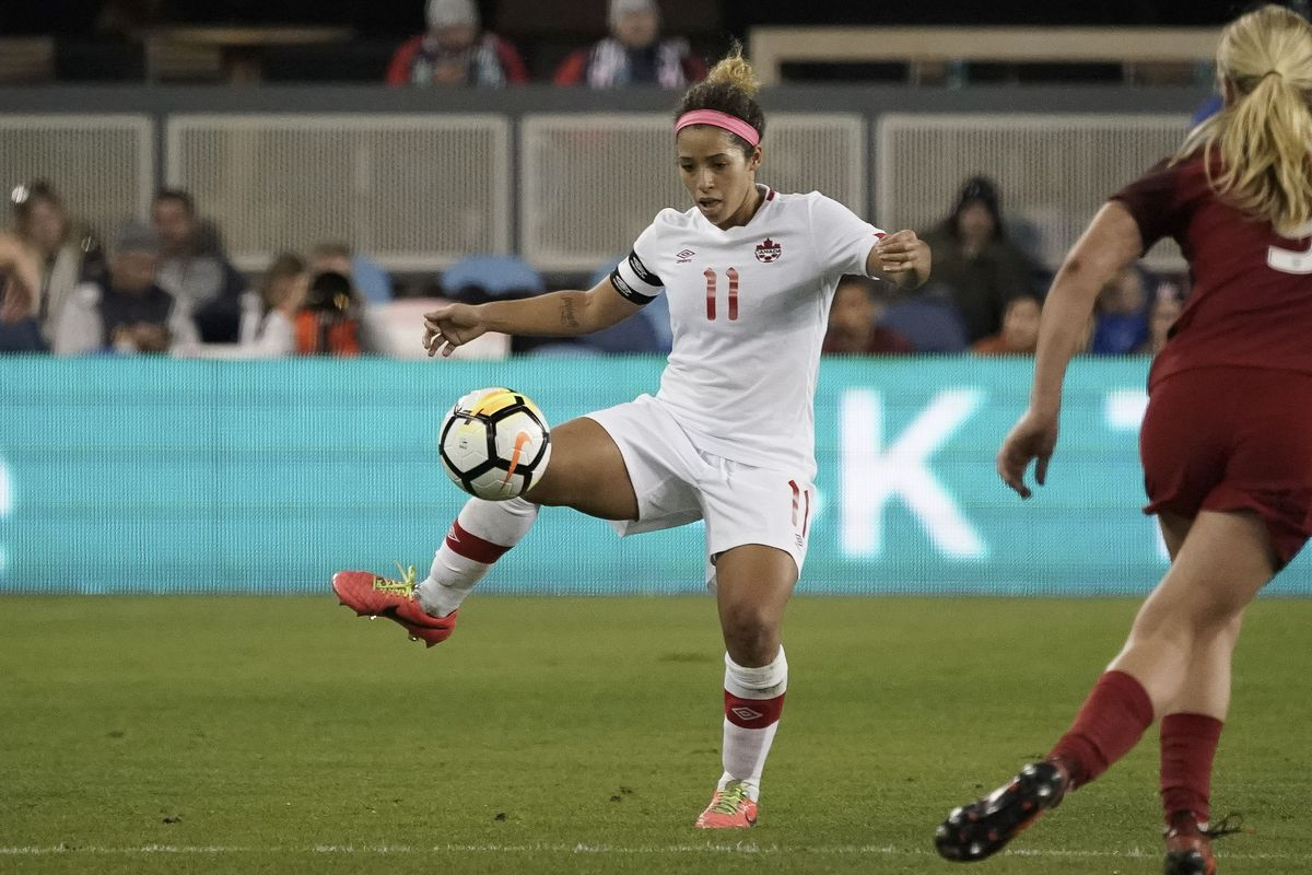 Soccer: International Friendly Women's Soccer-Canada at USA