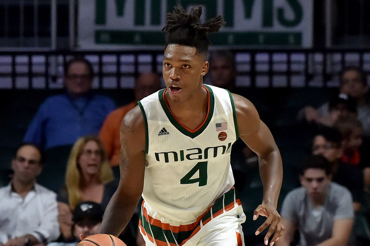 miami hurricanes basketball: canes to play in 2018 wooden legacy
