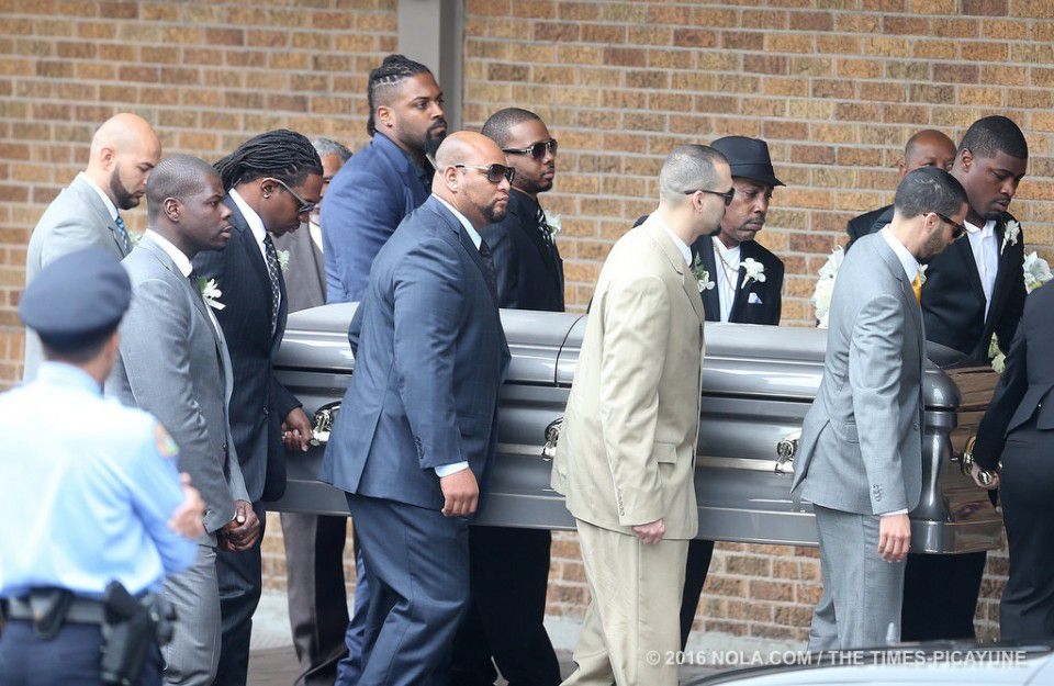 Will Smith funeral