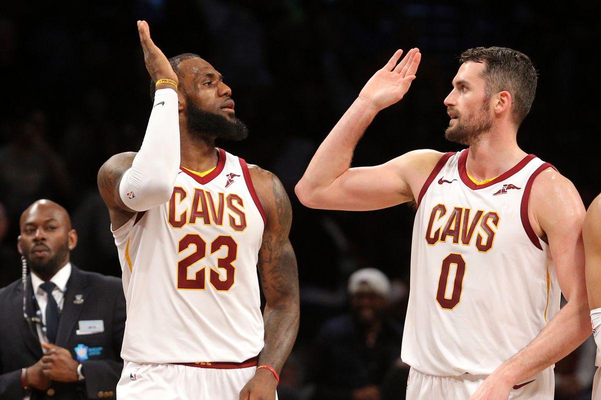 cc306213bb1 LeBron James took Cleveland Cavaliers to 2018 NBA Finals despite ...