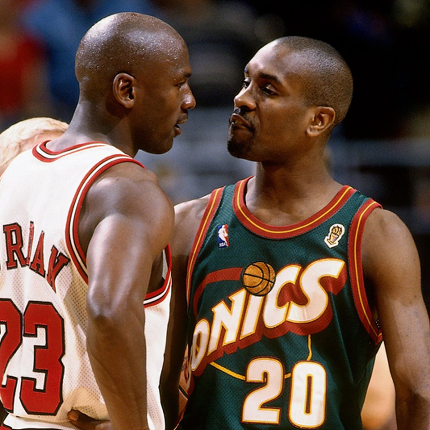 The Ten Greatest Players in Supersonics History - #1