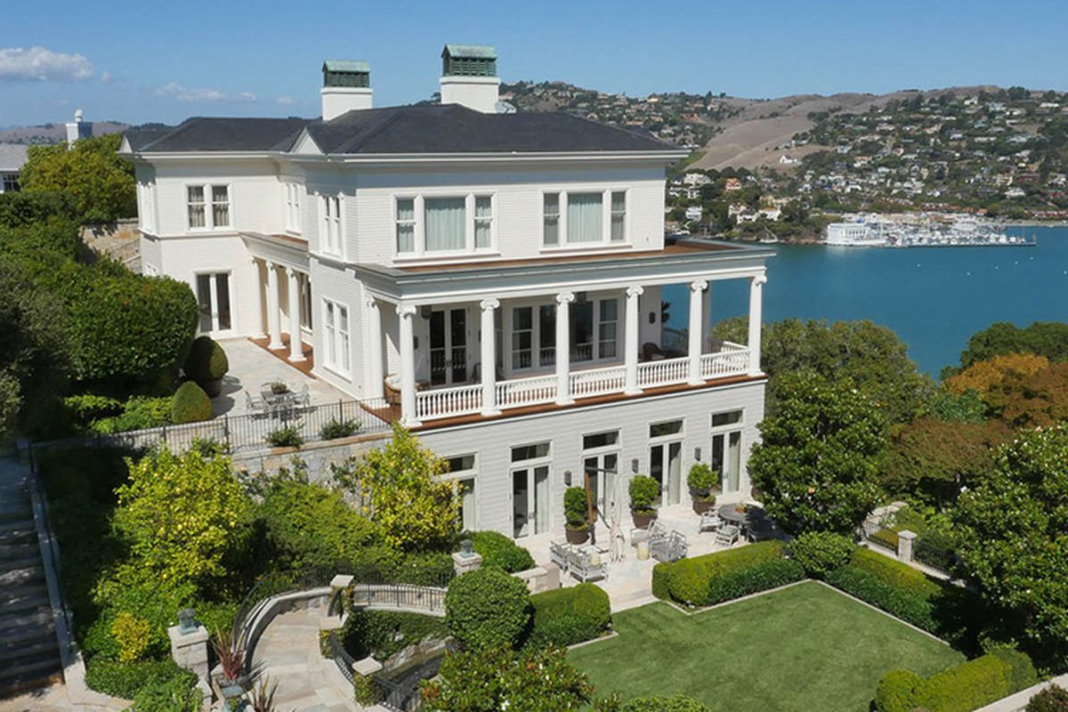 Exclusive Locksley Hall In Belvedere Sells For 47 5m