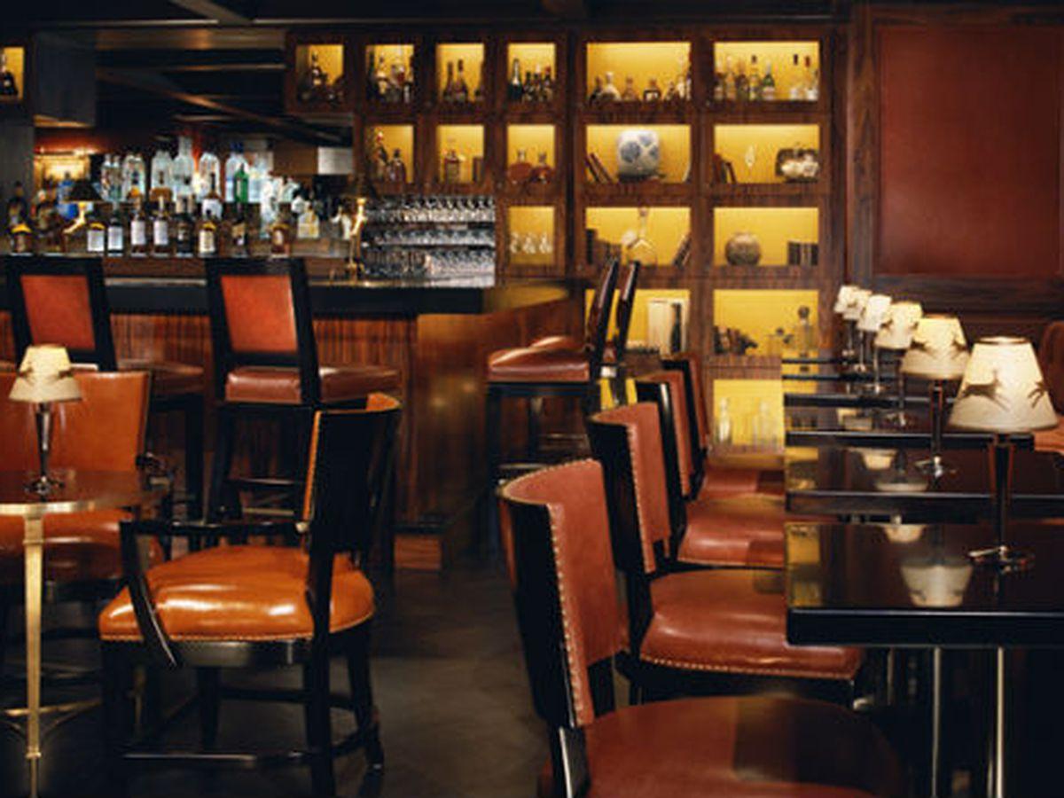 The Mansion Bar.