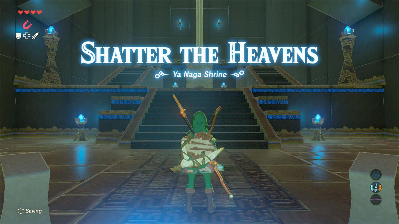 Zelda Breath of the Wild guide: Ya Naga shrine walkthrough ...