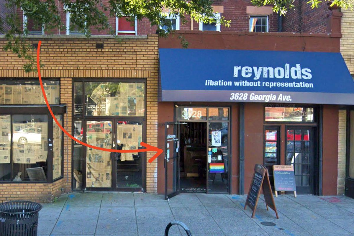 DC Reynolds is closing after eight years