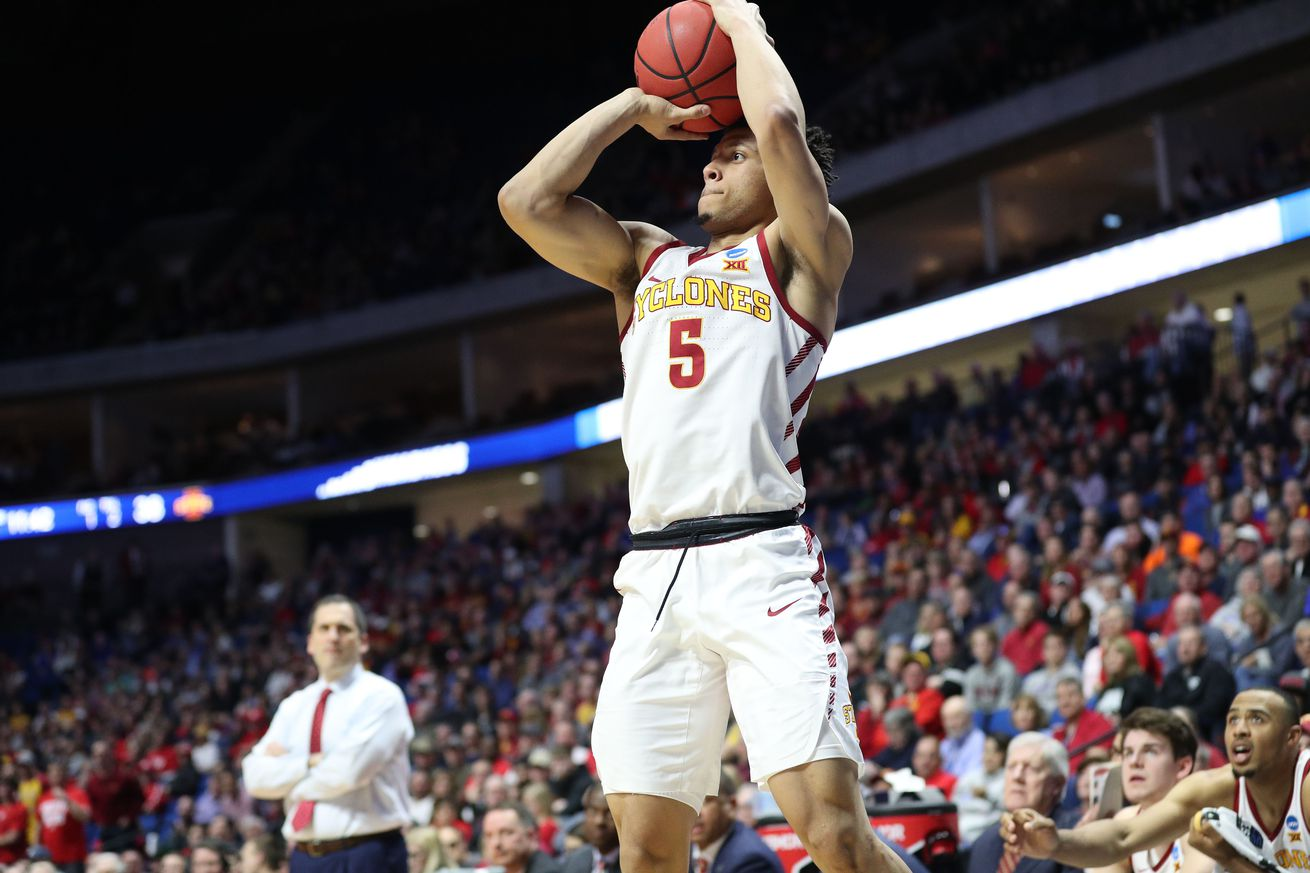2019 NBA Draft scouting report: Lindell Wigginton