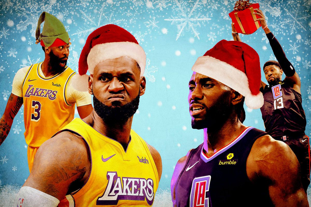 NBA Christmas Preview: Don't Be a Grinch, Enjoy the Games - The Ringer