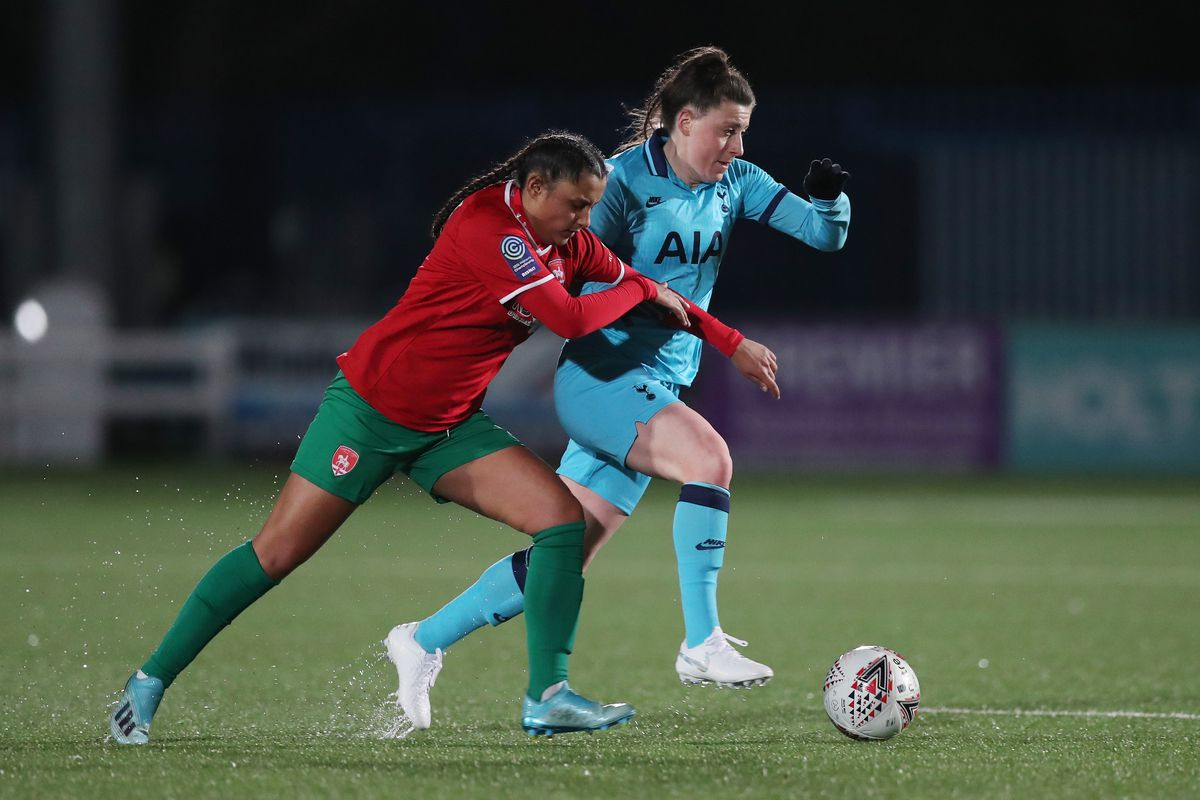 Coventry City v Tottenham Hotspur - The Women's FA Cup: Fifth Round